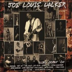 Joe Louis Walker - Blues Comin' On - LP COLOURED