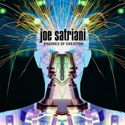 Joe Satriani - Engines Of Creation - CD