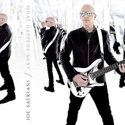Joe Satriani - What Happens Next - DOUBLE LP