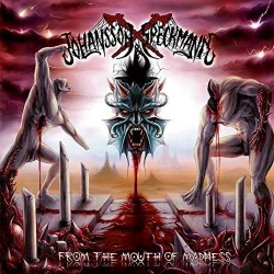 Johansson & Speckmann - From The Mouth Of Madness - LP