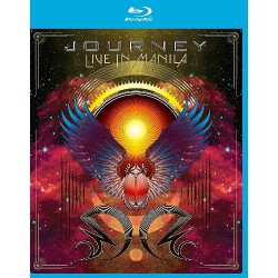 Journey - Live In Manila - BLU-RAY