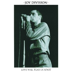Joy Division - Love Will Tear us Appart - Mini LP coloured