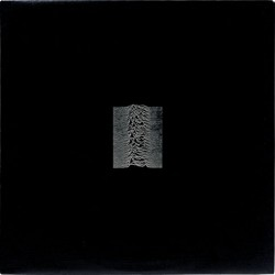 Joy Division - Unknown Pleasures - LP