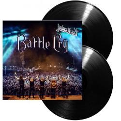 Judas Priest - Battle Cry - DOUBLE LP Gatefold