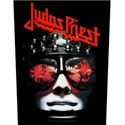 Judas Priest - Hell Bent For Leather - BACKPATCH