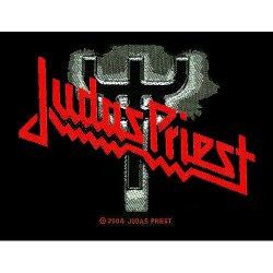Judas Priest - Logo / Fork - Patch