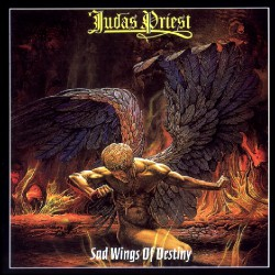 Judas Priest - Sad Wings Of Destiny - LP Gatefold