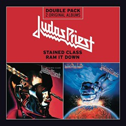 Judas Priest - Stained Class / Ram It Down - DOUBLE CD