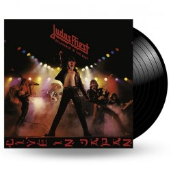 Judas Priest - Unleashed In The East - LP