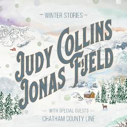 Judy Collins & Jonas Fjeld - Winter Stories - LP
