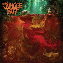 Jungle Rot - Jungle Rot - CD DIGIPAK
