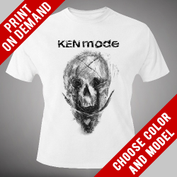 KEN mode - Skull - Print on demand