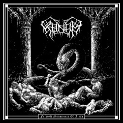 KHNVM - Foretold Monuments Of Flesh - LP