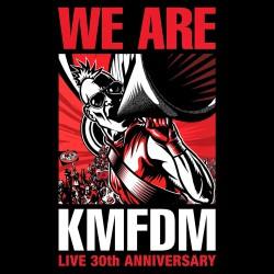 KMFDM - We Are (Live 30th Anniversary) - CD