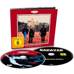 Kadavar - For The Dead Travel Fast - CD + BLU-RAY Digipak