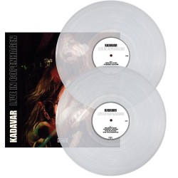 Kadavar - Live in Copenhagen - DOUBLE LP GATEFOLD COLOURED