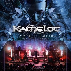 Kamelot - I Am The Empire - Live At The 013 - DOUBLE LP GATEFOLD + DVD
