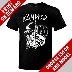 Kampfar - Drakkar - Print on demand