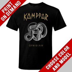 Kampfar - Ofidians Manifest - Print on demand