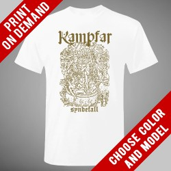 Kampfar - Syndefall - Print on demand