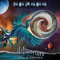 Kansas - Leftoverture Live & Beyond - 2CD DIGIPAK