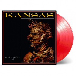 Kansas - Masque - LP COLOURED
