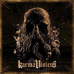 Karma Violens - Serpent God - CD
