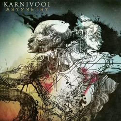 Karnivool - Asymmetry - DOUBLE LP Gatefold