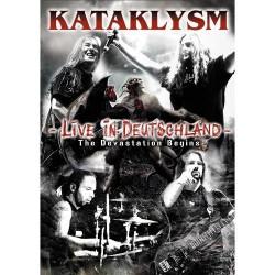 Kataklysm - Live in Deutschland - The Devastation Begins - DVD + CD