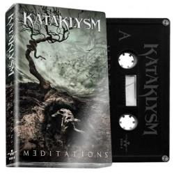 Kataklysm - Meditations - CASSETTE