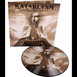 Kataklysm - Temple of Knowledge (Kataklysm Part III) - LP PICTURE