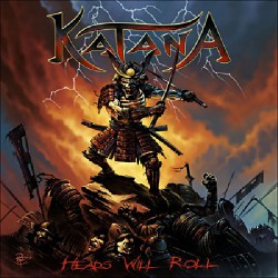 Katana - Heads Will Roll - CD