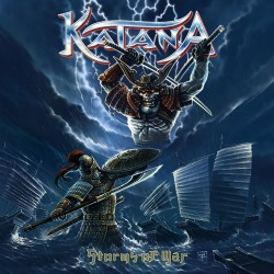 Katana - Storms of War - CD SLIPCASE