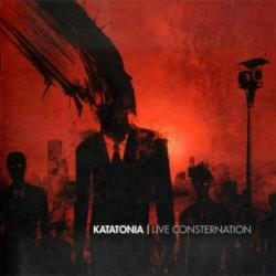 Katatonia - Live Consternation - CD + DVD SUPER JEWEL