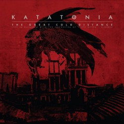 Katatonia - The Great Cold Distance Live In Bulgaria... - DOUBLE LP Gatefold