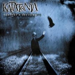 Katatonia - Tonight's Decision - CD