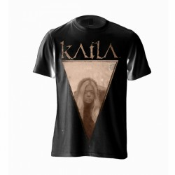 Katla - Modurastin (Black) - T-shirt (Men)