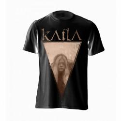 Katla - Modurastin (Black) - T-shirt (Women)