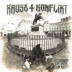 Kause 4 Konflikt - Fornication Under Control Of King - CD DIGIPAK