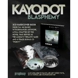 Kayo Dot - Blasphemy - 2CD ARTBOOK