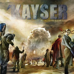 Kayser - IV : Beyond The Reef Of Sanity - CD SLIPCASE