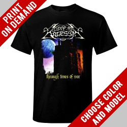 Keep Of Kalessin - Through Times Of War - Print on demand