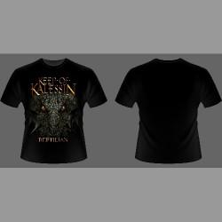 Keep Of Kalessin - Reptilian - T-shirt (Men)