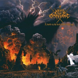 Keys Of Orthanc - A Battle In The Dark Lands Of The Eye... - CD