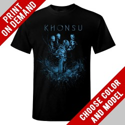Khonsu - Anomalia - Print on demand