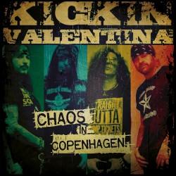 Kickin Valentina - Chaos In Copenhagen - CD EP