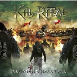 Kill Ritual - All Men Shall Fall - CD DIGIPAK