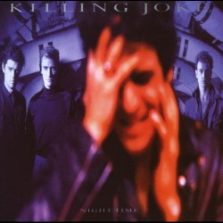 Killing Joke - Night Time - LP