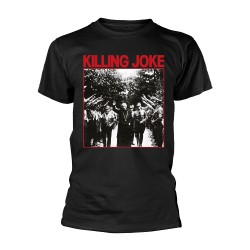 Killing Joke - Pope (Black) - T-shirt (Men)