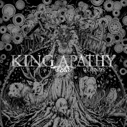 King Apathy - Wounds - CD DIGIPAK